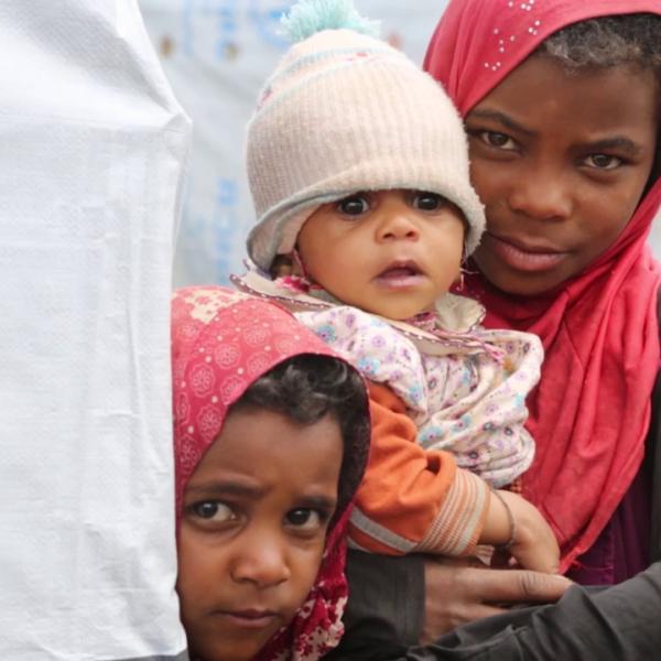 Donate and protect children in Yemen